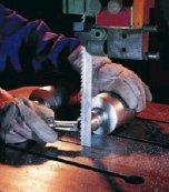Carbide Foundry Bandsaw Blades