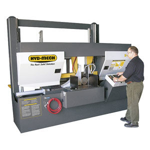 Automatic Horizontal Band Saws