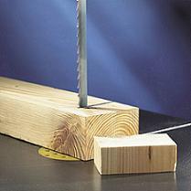 """1"""" Carbon Flexback Blades"""