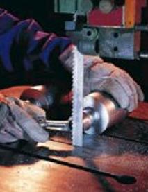 Carbide Foundry Blades