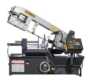 Semi-Automatic Horizontal Band Saws