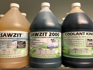 Band Saw Coolants & Lubricants